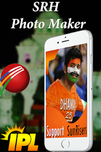 Photo Editor For T20 IPL - náhled