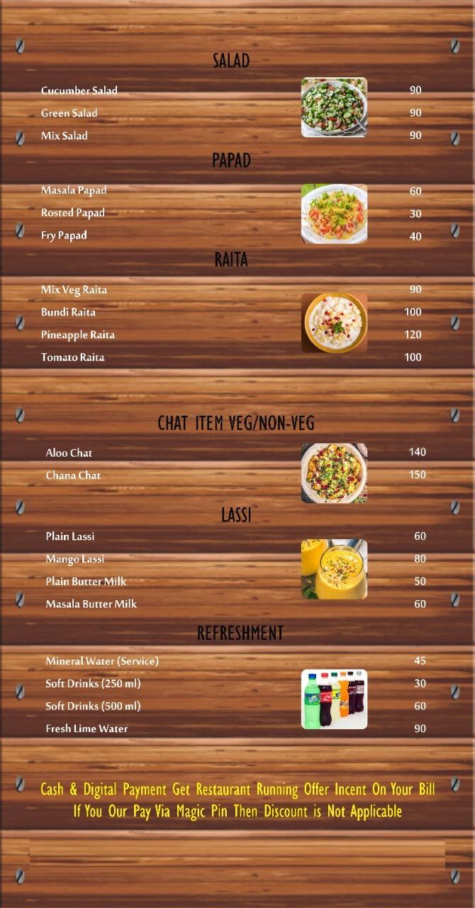 Tasty Punjab menu 5