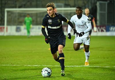 """Gerkens blikt terug op de eerste maanden bij Antwerp: """"Mijn manier van voetballen kwam toen beter tot zijn recht"""""""