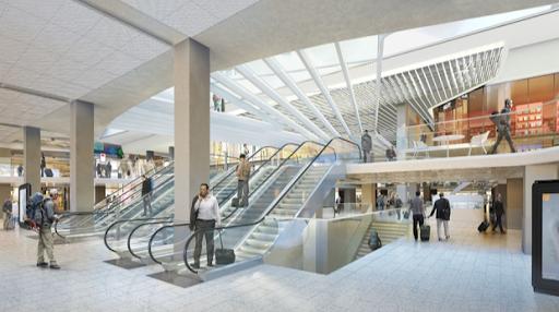 MOA Gares & Connexions - Modernisation de la gare Montparnasse - Mission OPC Inter-Marchés