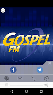 Radio Gospel FM - Sao Paulo- screenshot thumbnail