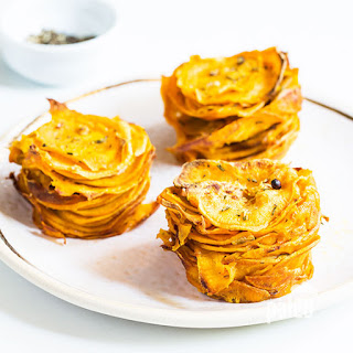 Sweet Potato Stacks