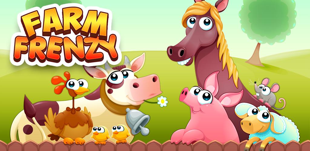 Download Farm Frenzy Classic - Animal Market Story APK