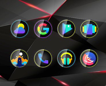 Rozo Glass - Icon Pack 1.6.2 (Paid)