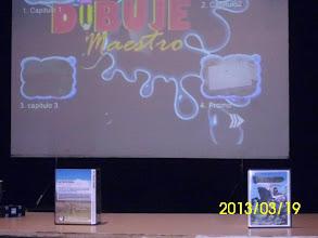 Photo: Presentación e invitacion al curso Dibuje Maestro