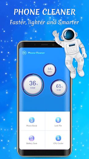 Phone Cleaner- Phone Optimize, Phone Speed Booster 2.5 screenshots 1