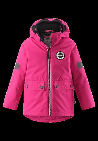 Reimatec Seiland 521559-4650 Raspberry Pink 3 in 1 vår/høst/vinterjakke