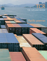 The Capilano Review - Front Cover - Spring 2015