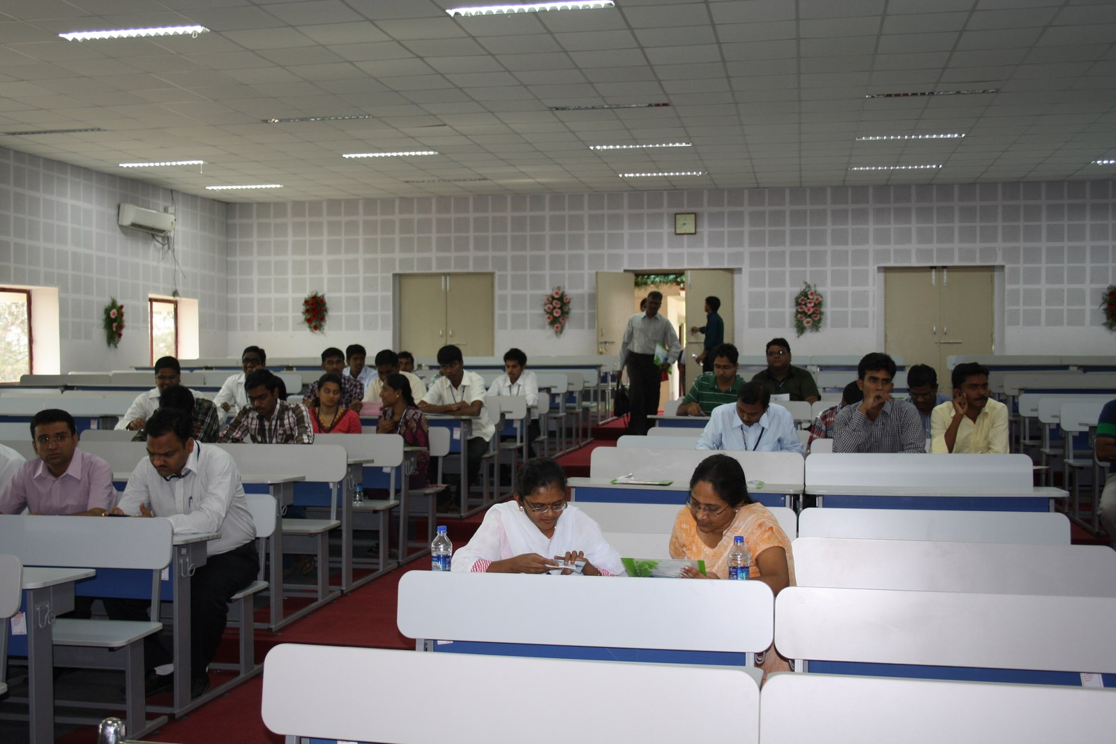 Photo: CPS workshop @ lecture Hall 3 in IIT Hyderabd