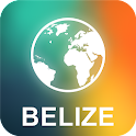 Belize Offline Map icon