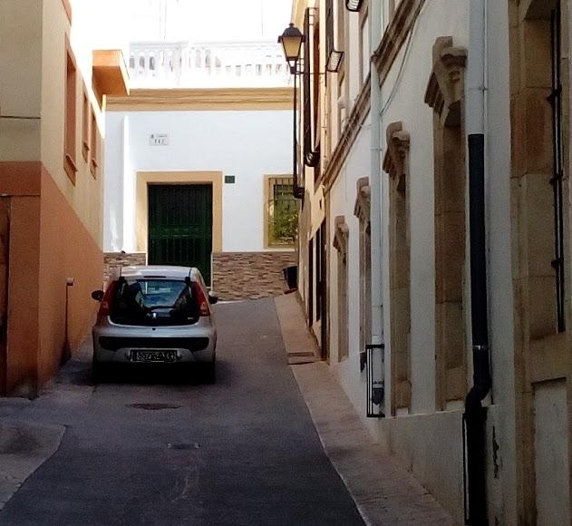 Un reportaje fotográfico de casco histórico de Almería.