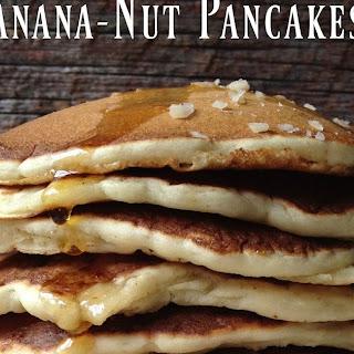 Banana Nut Pancakes With Pancake Mix Recipes.