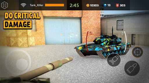 Iron Tank Assault : Frontline Breaching Storm 1.1.18 screenshots 11