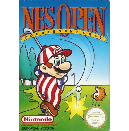 NES Open Golf