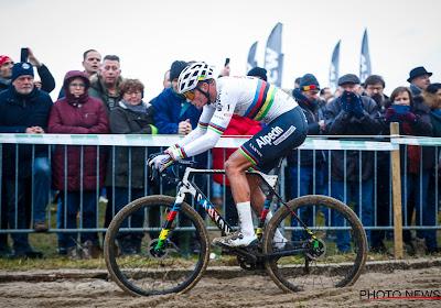 Je raadt het nooit: Van der Poel Nederlands kampioen veldrijden