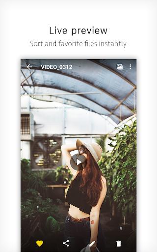 V Camera - PIP, snapshot, music video screenshot 6