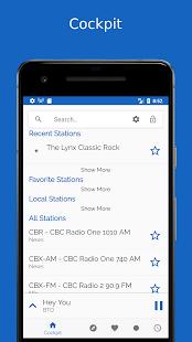 Internet Radio Alberta - náhled