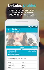 Free Dating ♥ Choice of Love screenshot 1