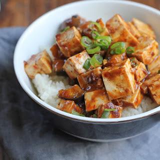 Eggplant Mapo Tofu Recipe