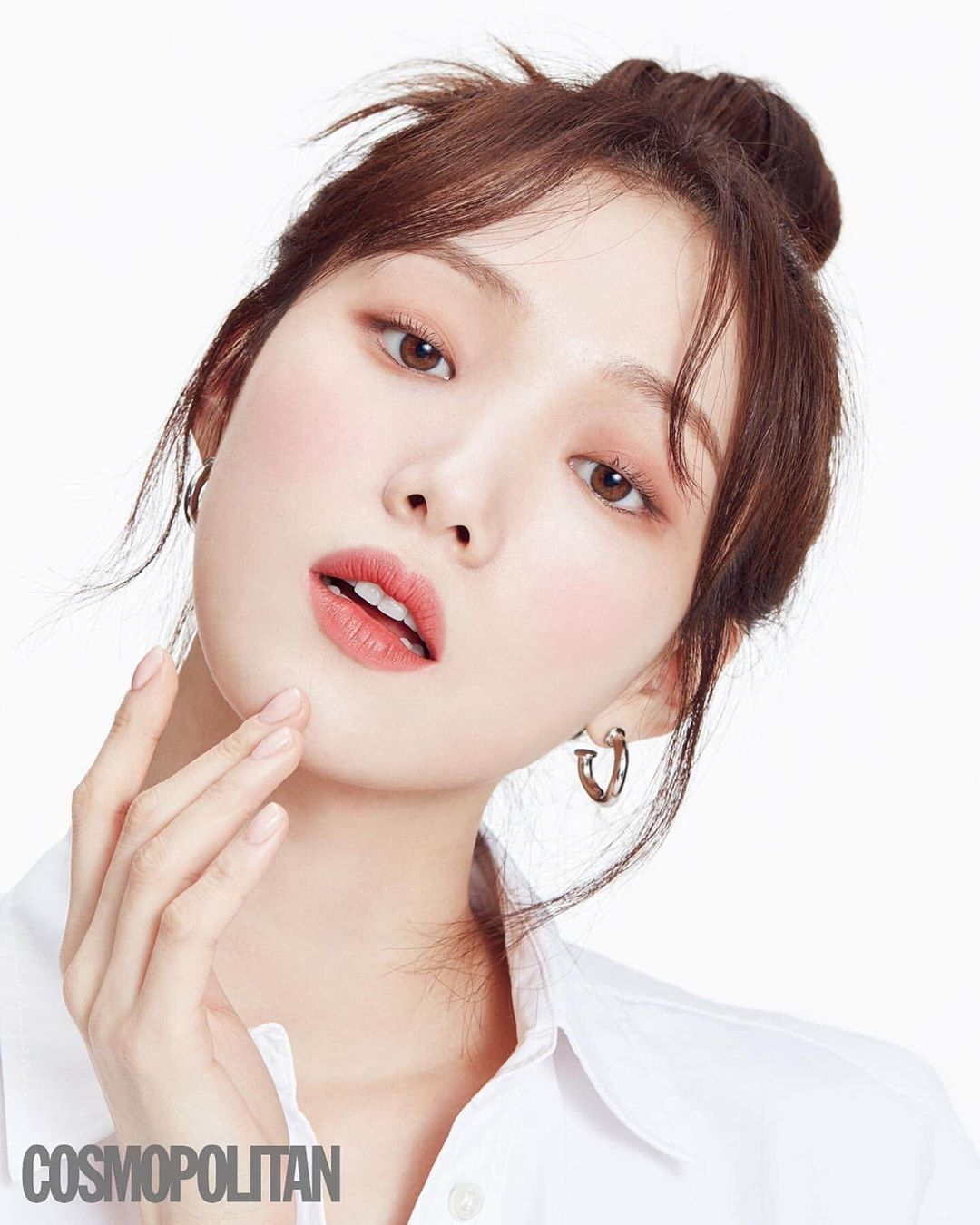 lee sung kyung cosmo