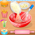 Cooking in the Kitchen - Baking games for girls APK