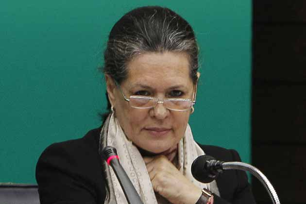 Photo: Forbes names Sonia 6th most powerful woman; Merkel on top http://t.in.com/drnO