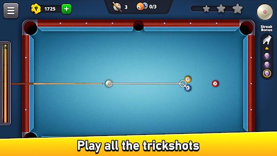8 Ball Pool Trickshots MOD APK 1.3.0 [Unlimited Coins] 1