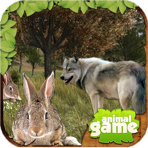 Wild Wolf Simulation LOGO-APP點子