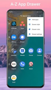 Q Launcher for Q 10.0 launcher, Android Q 10 2020Mod Apk Download For Android 2
