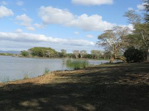 Photo: Mkhuze Game Reserve. Nsumo Pan