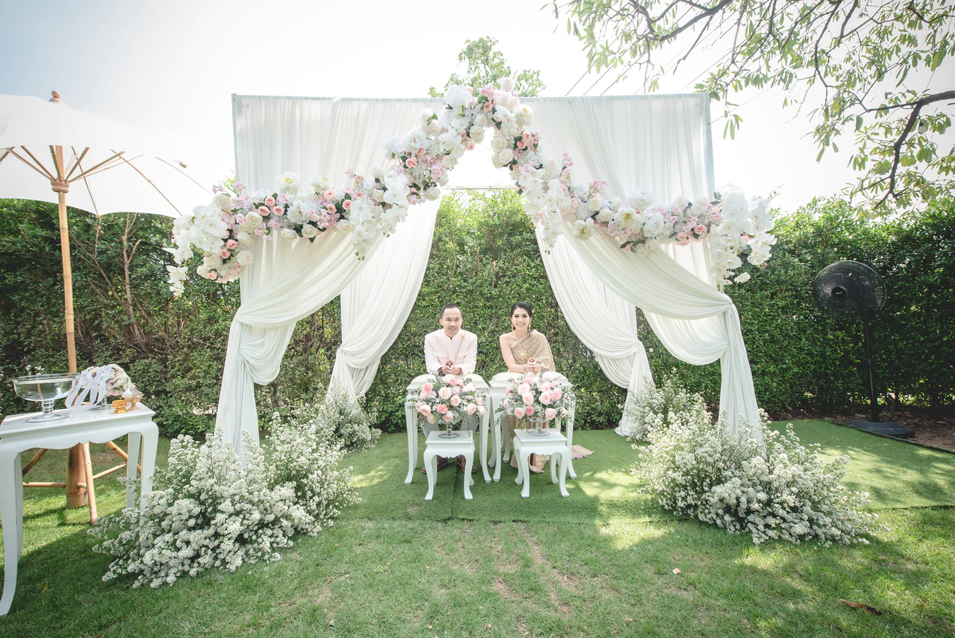 How to plan a comfortable wedding for everyone