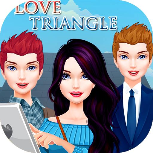 Secret Love High school boyfriend Triangle (game)