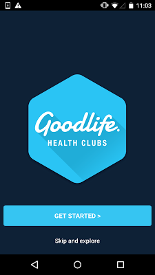 Goodlife Health Clubs - screenshot