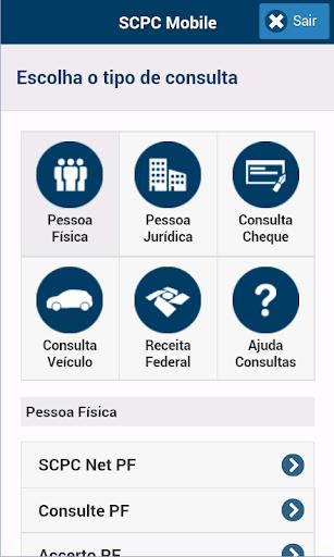 SCPC Mobile screenshot