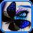 Обои бабочки logo