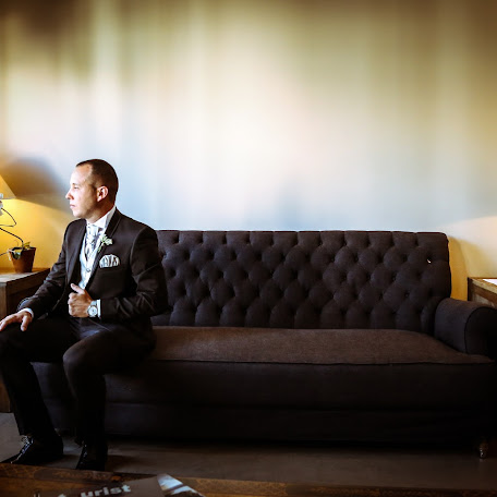 Wedding photographer Cristina Roncero (CristinaRoncero). Photo of 06.02.2018