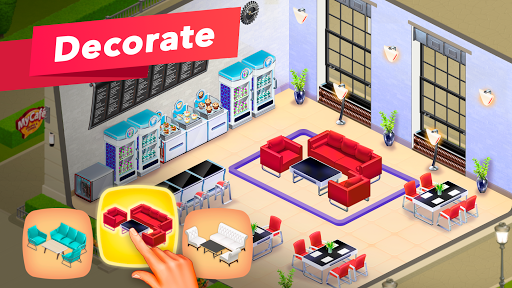 My Cafe u2014 Restaurant game 2019.7.4 screenshots 2