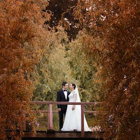 *** by Nicolae Fanurie Chirobocea - Wedding Bride & Groom