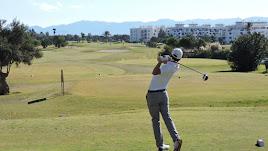Campo municipal Alborán Golf.