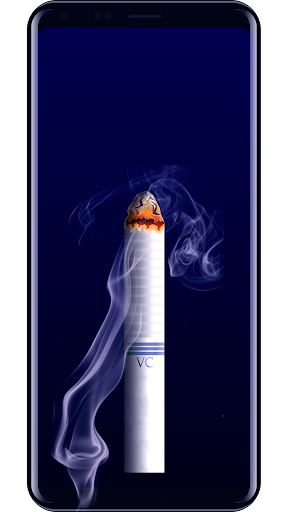 Virtual cigarette for smokers for PC