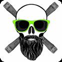 Razor Skull Prank icon