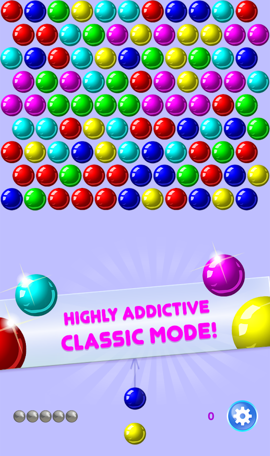 google games bubble shooter