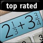 Fracciones Calculadora Gratis icon
