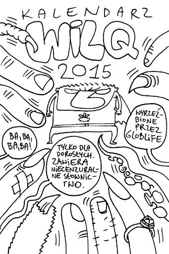 Kalendarz WILQ 2015