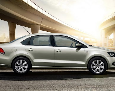 New Wallpapers Volkswagen Polo 2018 - náhled