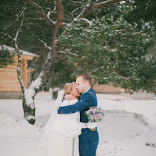 Wedding photographer Anastasiya Zabolotkina (Nastasja). Photo of 17.01.2016