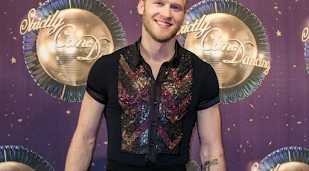 Jonnie Peacock says Strictly Come Dancing contestants drink before live shows