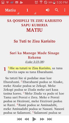 Roviana Bible  screenshots 3