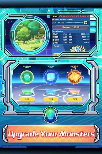 Download Digital World: Heroes APK latest version game by