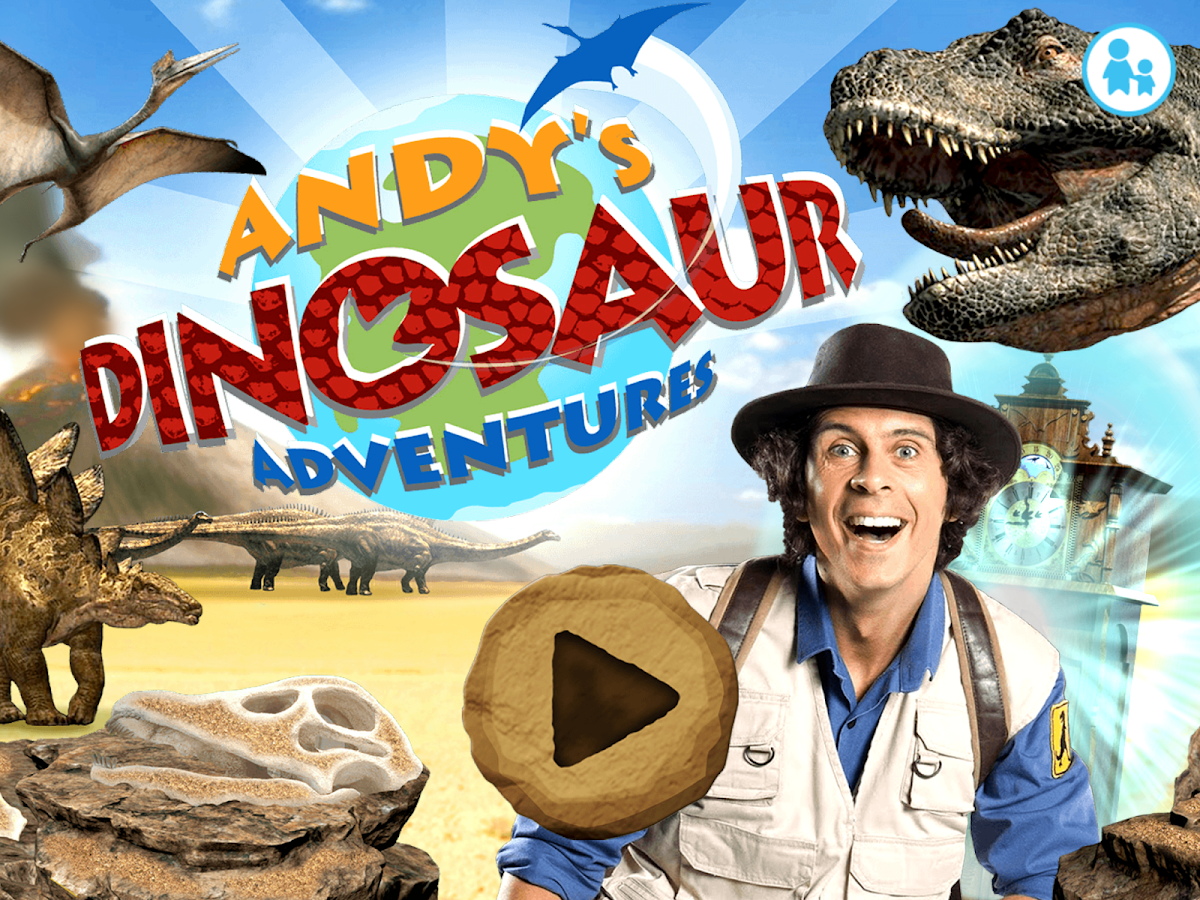 Andy's Dinosaur Adventures: The Great Fossil Hunt- screenshot